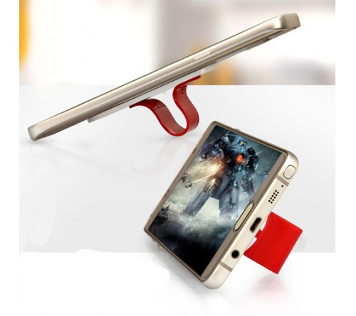 Sliding Mobile Finger Loop with Mobile Stand