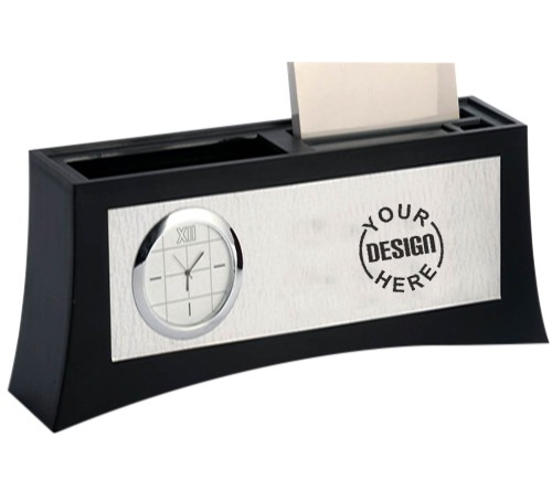 4 In 1 Table Top With Clock