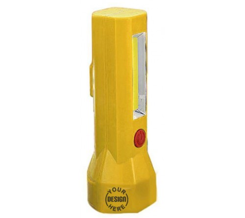 Personalized Hexa Plastic Torch