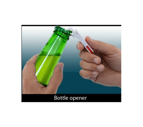 Keychain with Mobile Stand Bottle Opener Tab Opener