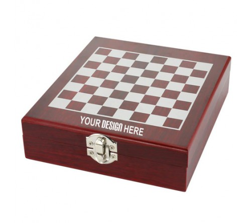 Wine Tool Kit with Chess