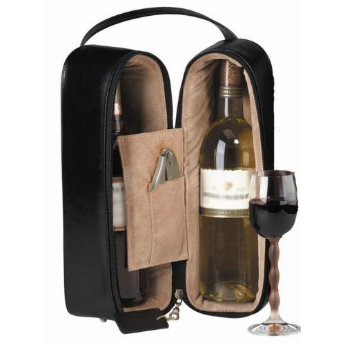 Exclusive twin Wine gift case