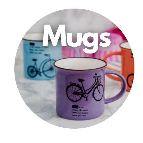 Mugs, custom drinkware, promotional drinkware, unique drinkware