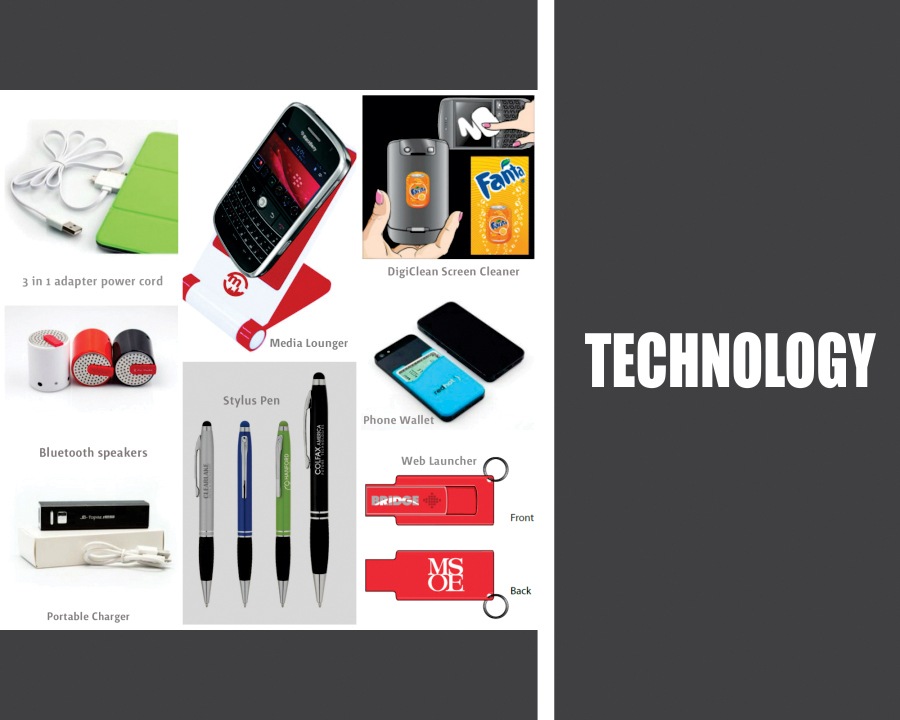 PromotionalWears--personalized-logo-printed-tech-products-catalogue