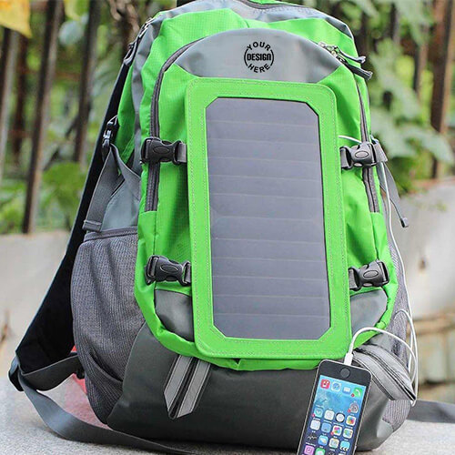Solar Bag, electronic gifts for men, electronic gift ideas