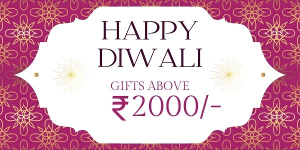 Diwali Gifts Above Rs 2000
