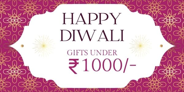 Diwali Gifts Under 1000