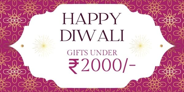 Diwali Gifts Under 2000 Rs
